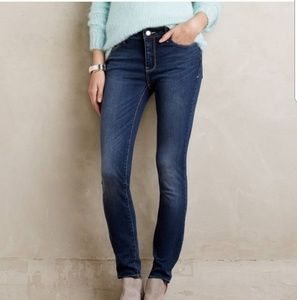Anthro Pilcro and the Letterpress Stet Fit Jeans